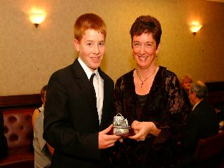 G&D Junior Competiion Runner up Callum Jack
